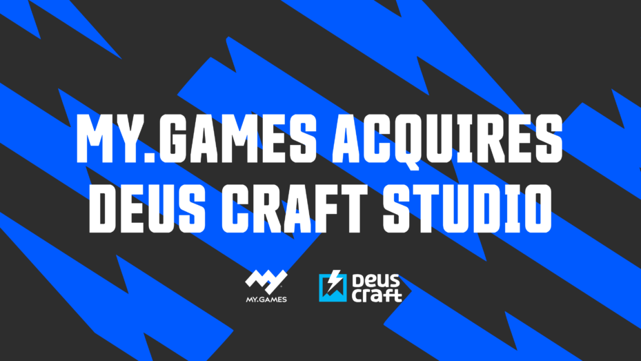 MY.GAMES Acquires DeusCraft For Up To $49m
