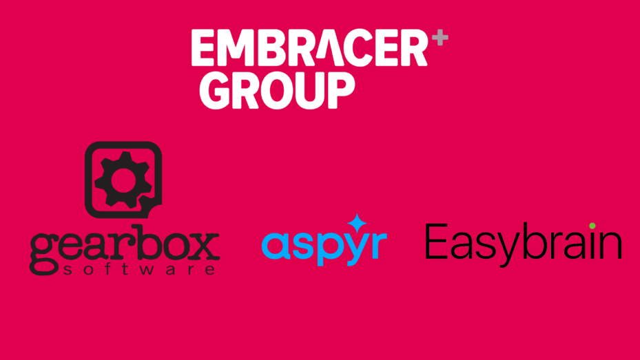 Embracer Group Acquires Gearbox, Easybrain And Aspyr For Up To $2.6B