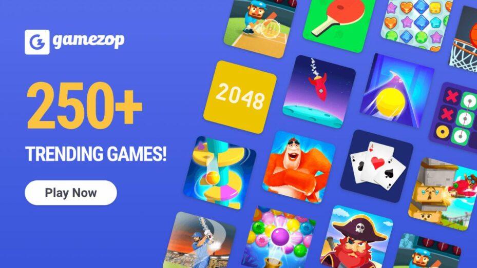 Gamezop Has Raised $4.3m In Series A Round Led By BITKRAFT Ventures