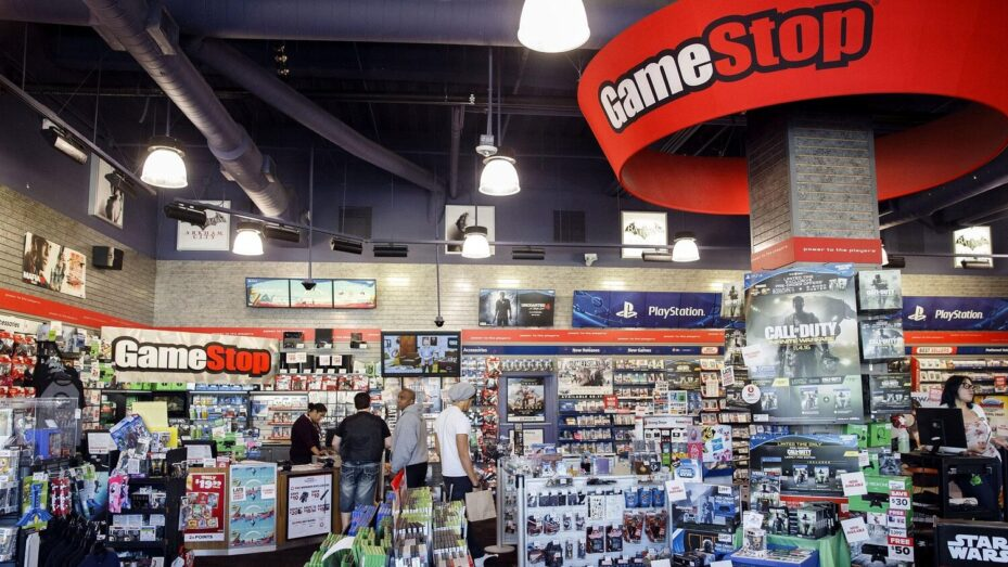 RC Ventures Purchases 9% Stake In GameStop