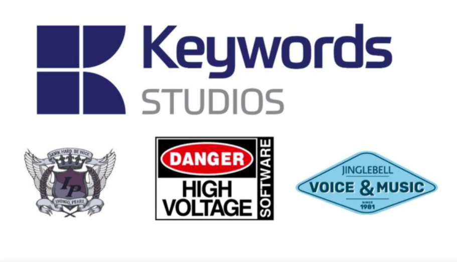 Keywords Studios Has Announced Three Acquisitions