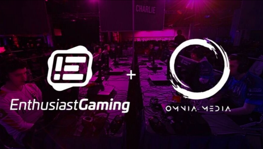 UPDATE: Enthusiast Gaming Has Acquired Omnia Media