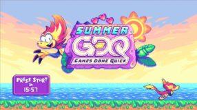 Summer Games Done Quick Raises $2.3m For Médecins Sans Frontières