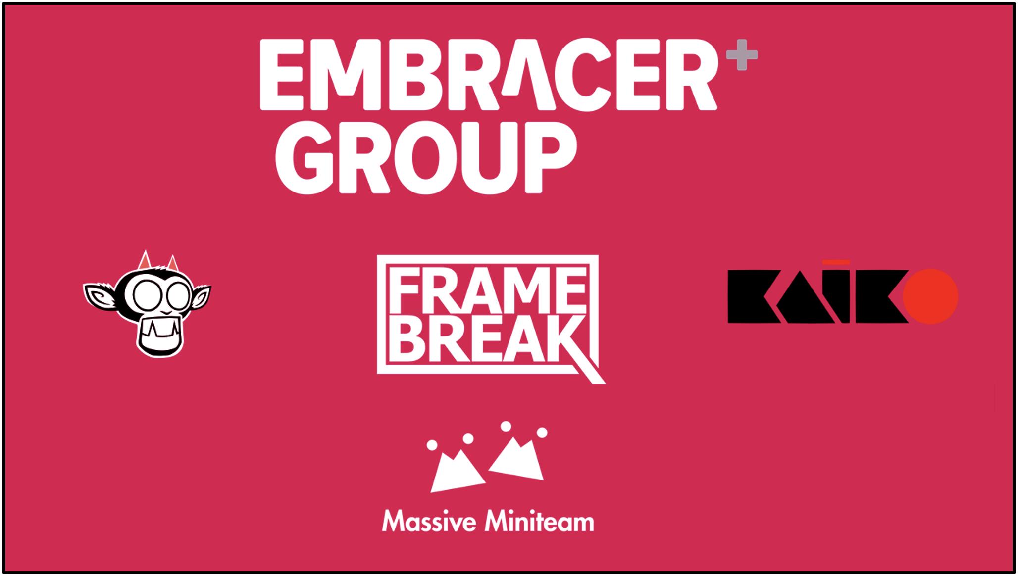 Embracer 4 acquisitions