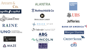 UPDATE: M&A Sell-side Gaming Advisory League Table