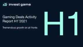 Gaming Deals Activity Report H1'2021